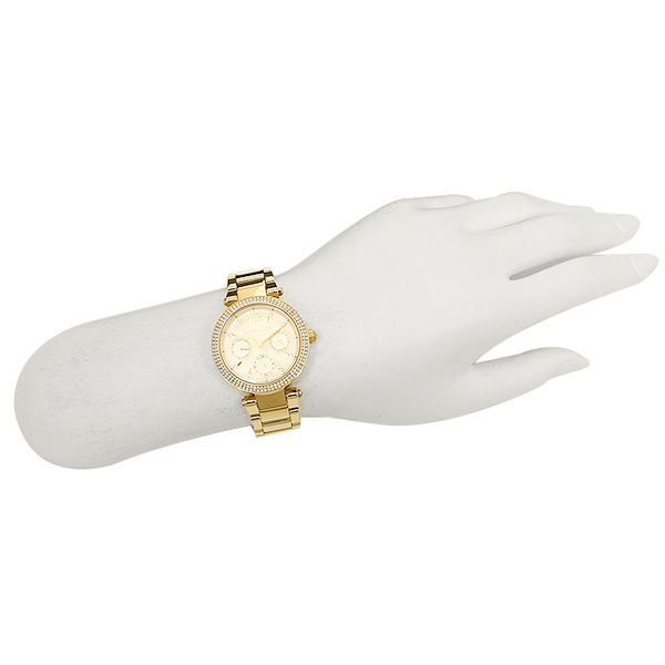 마이클 코스 손목시계 MICHAEL KORS MK6351 골드
