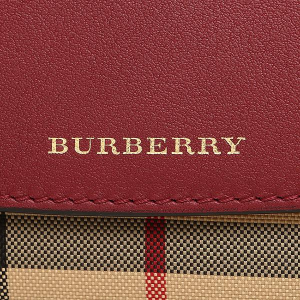 바바리장 지갑 BURBERRY 4024989 60450 퍼레이드 레드