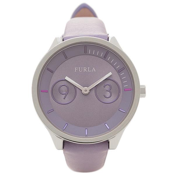 【2時間限定ポイント10倍】フルラ FURLA 腕時計 レディース R4251102506 シルバー/ライラックパープル