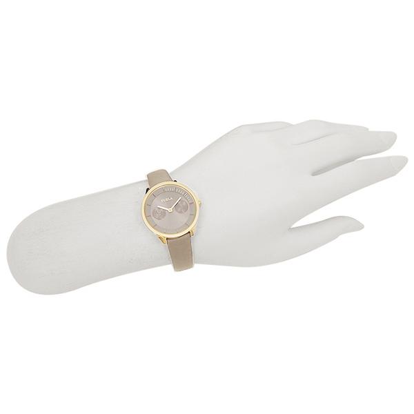 후르라 FURLA 손목시계 R4251102510 옐로우 골드/베이지