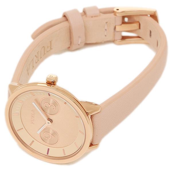 후르라 FURLA 손목시계 R4251102511 로즈 골드/핑크