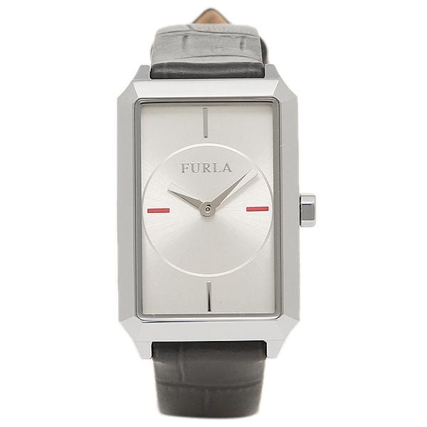 【72時間限定ポイント10倍】【返品OK】フルラ FURLA 腕時計 レディース R4251104503 シルバー/グレー