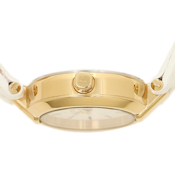 후르라 FURLA 손목시계 R4251106502 옐로우 골드/화이트