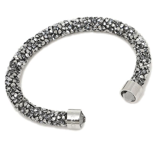Brand Shop AXES  Swarovski bracelet SWAROVSKI 5255912 silver gray ... e5b669641b89