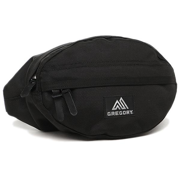 그레고리 waist pouch GREGORY 65229 0440 블랙