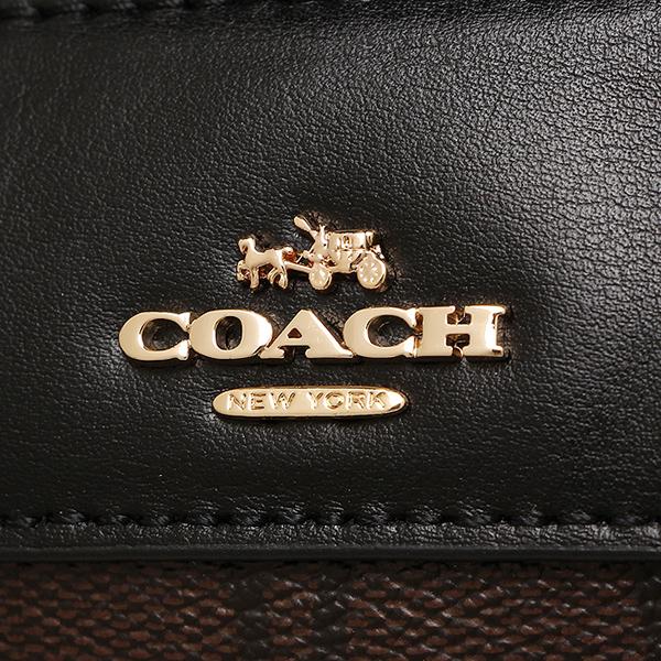코치 COACH 숄더백 아울렛 F58312 IMAA8 브라운 블랙