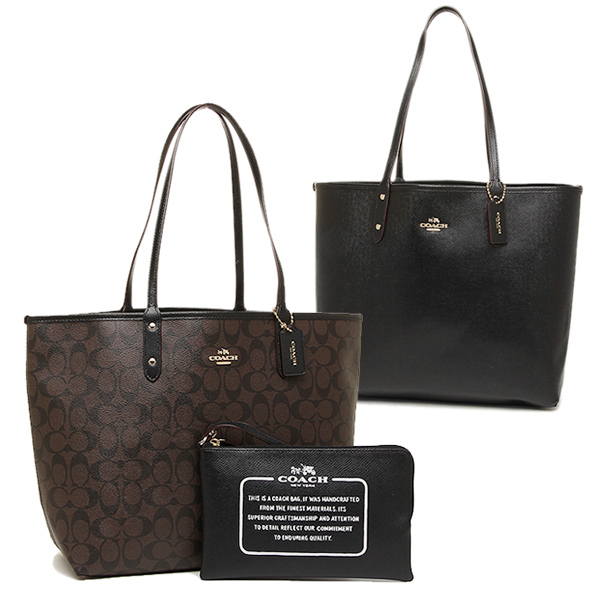 56904801c19c Brand Shop AXES  Coach tote bag outlet COACH F36658 IMAA8 brown ...