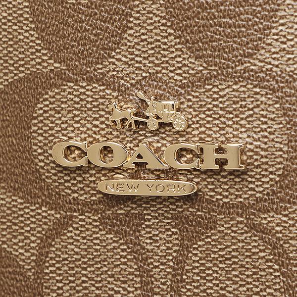코치 COACH 토트 백 아울렛 F36658 IMBDX 카키브라운