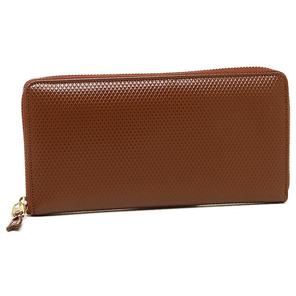 コムデギャルソン 長財布 レディース/メンズ COMME des GARCONS SA0110LG ブラウン