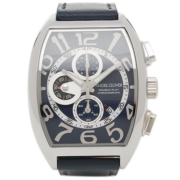 【返品OK】エンジェルクローバー 腕時計 ANGEL CLOVER DP38SNV-NVN ネイビー シルバー ネイビー