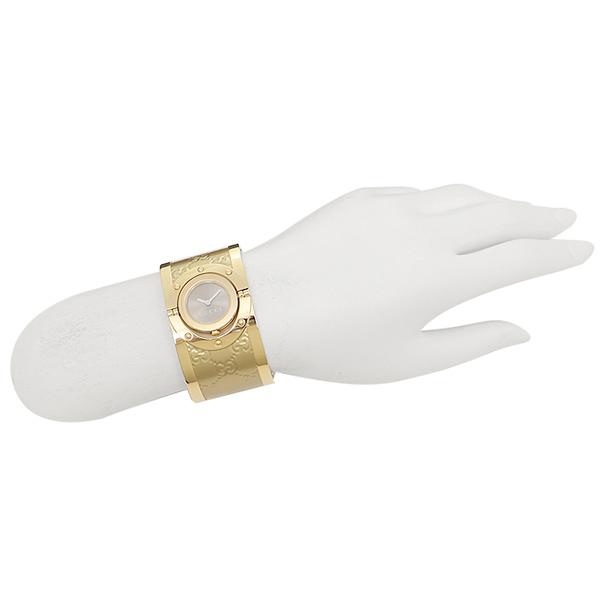 구찌 손목시계 GUCCI YA112436 골드