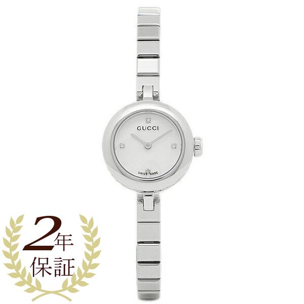 グッチ 腕時計 レディース GUCCI YA141503 シルバー