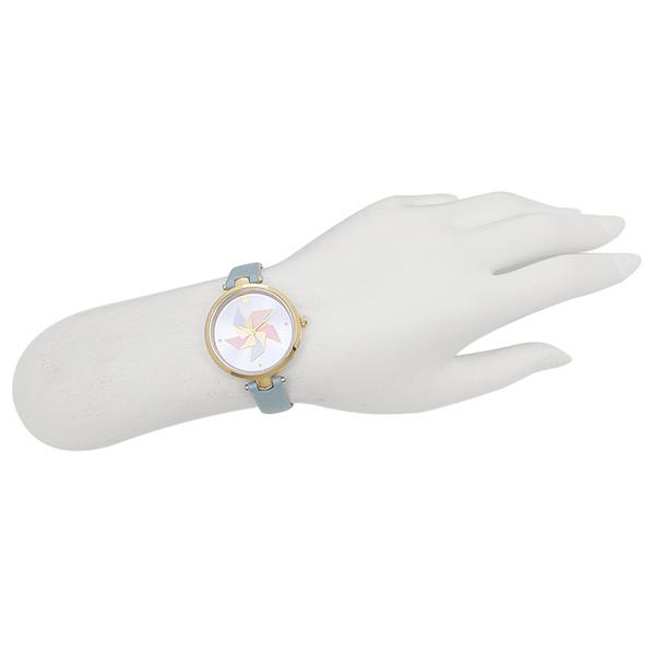 케이트 스페이드 손목시계 KATE SPADE KSW1231 레이디스 골드 블루