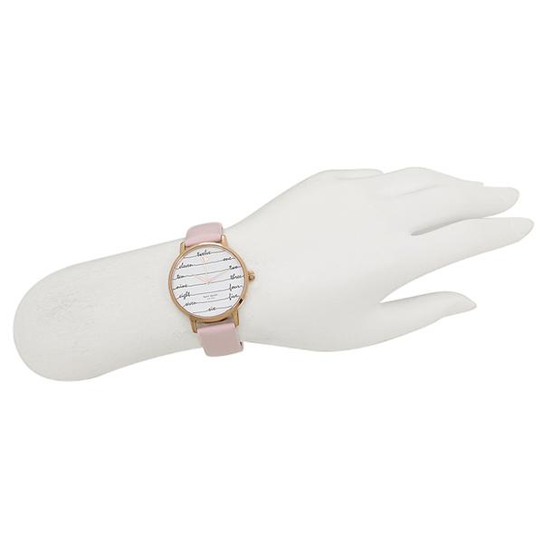 케이트 스페이드 손목시계 KATE SPADE KSW1239 레이디스 골드 핑크