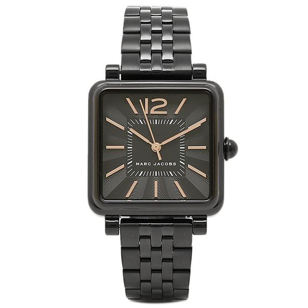 マークジェイコブス 腕時計 MARC JACOBS MJ3518 レディース ブラック