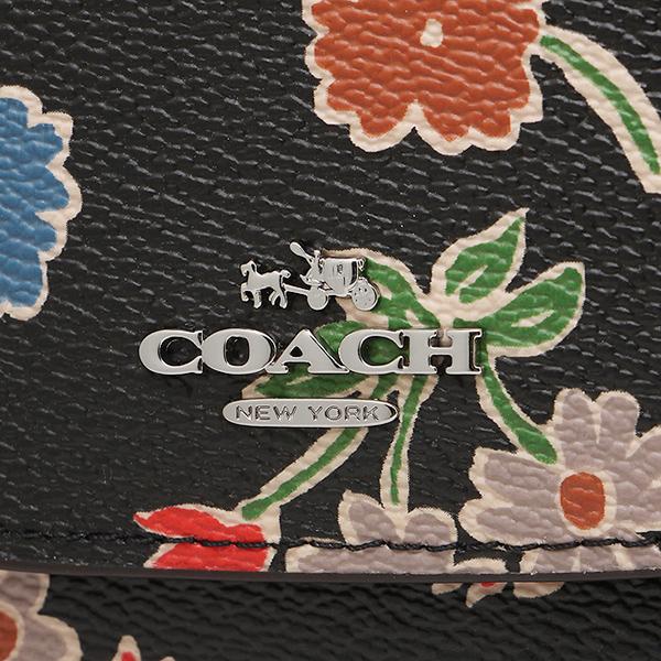 코치 지갑 COACH 55882 SVLGV 블랙 멀티