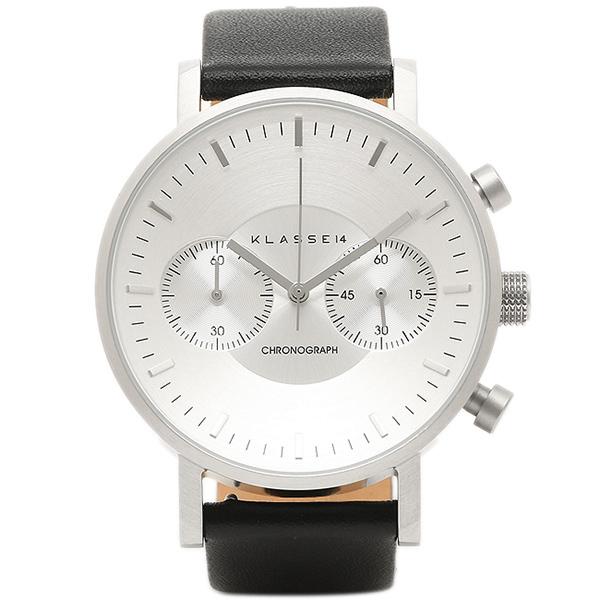 【2時間限定ポイント10倍】クラス14 腕時計 klasse14 VO15CH001M シルバー ブラック