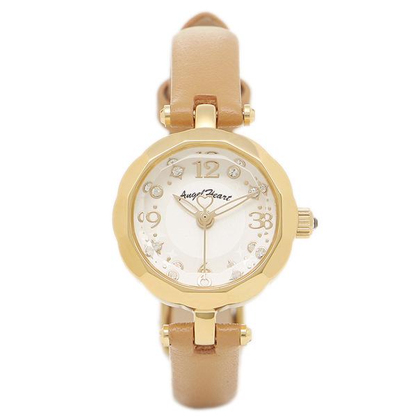 エンジェルハート 腕時計 ANGEL HEART BF21Y-BW ホワイト ゴールド