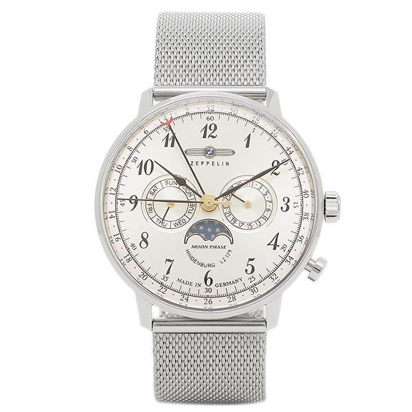 【返品OK】ツェッペリン 腕時計 ZEPPELIN 7036M1 シルバー