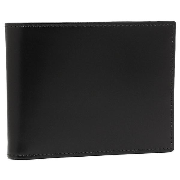 エッティンガー メンズ 折り財布 ETTINGER BH141JR ブラック イエロー