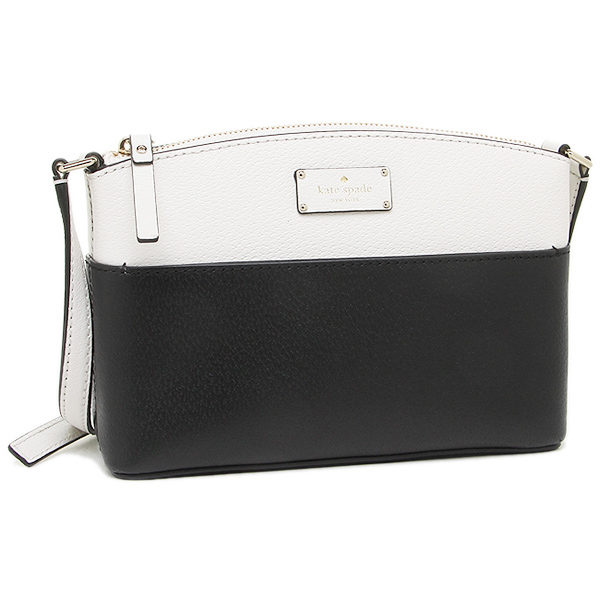 Kate Spade Shoulder Bag Outlet Wkru4194 091 White Black