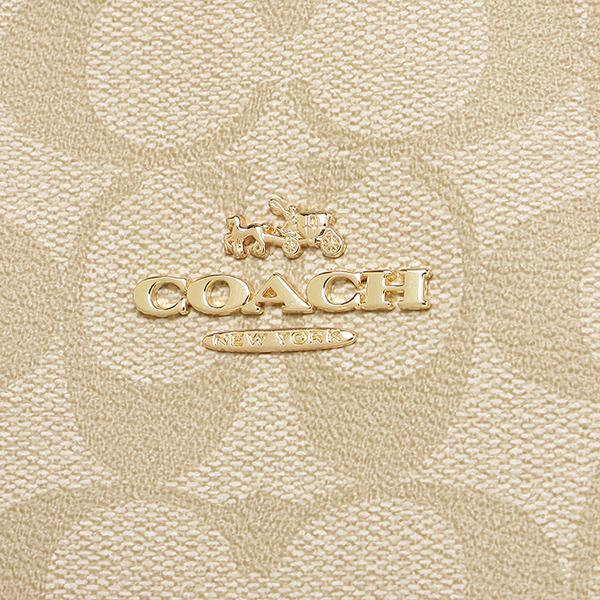教练大手提包奥特莱斯COACH F58292 IMDQC灯黄褐色白