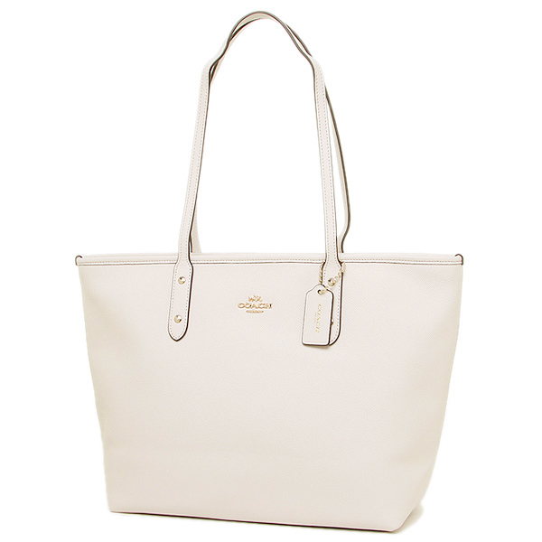 Coach Tote Bag Outlet F58846 Imchk White