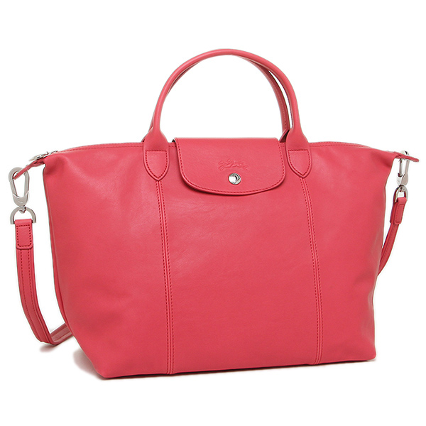 7eb5de572827 Brand Shop AXES  Longchamp shoulder bag LONGCHAMP 1515 737 A27 pink ...