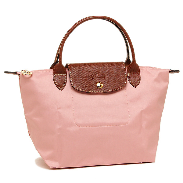 Longchamp Handbag 1621 089 A26 Light Pink