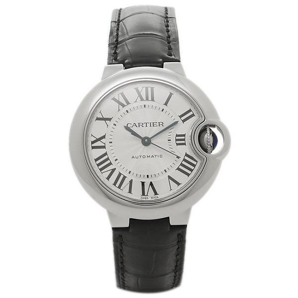 【26時間限定ポイント10倍】カルティエ 腕時計 レディース CARTIER W6920085 シルバー ブラック
