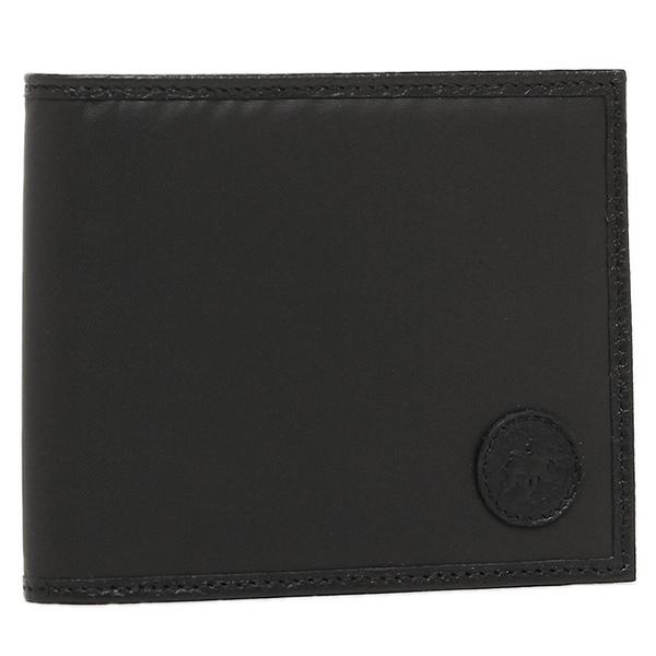 ハンティングワールド HUNTING WORLD 320 13A バチュー オリジナル BATTUE ORIGINAL 2つ折財布 ブラック/ブラック