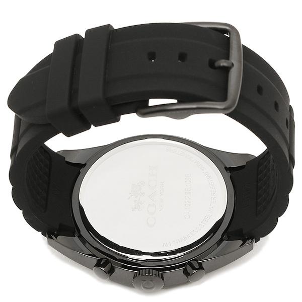 코치 손목시계 COACH 14602041 블랙 옐로우