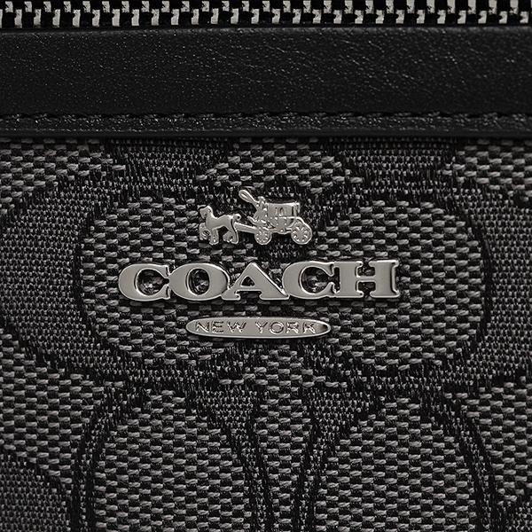 코치 COACH 토트 백 58875 SVDK6 그레이 블랙