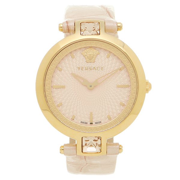 베르서치 손목시계 VERSACE VAN050016 핑크 골드