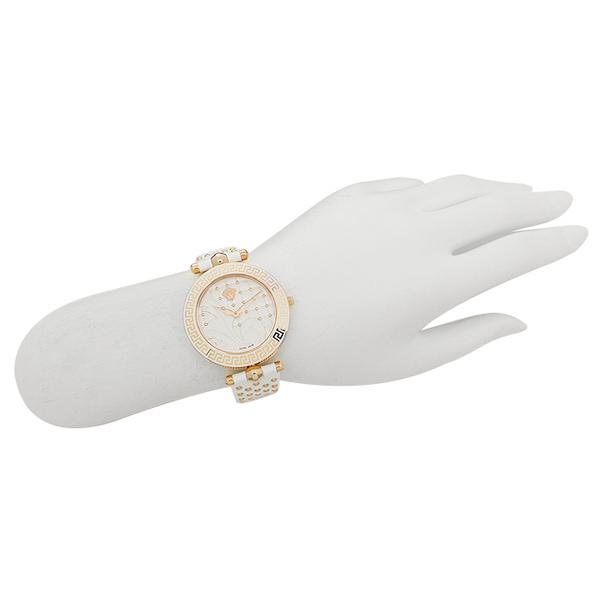 베르서치 손목시계 VERSACE VK7010013 화이트 골드