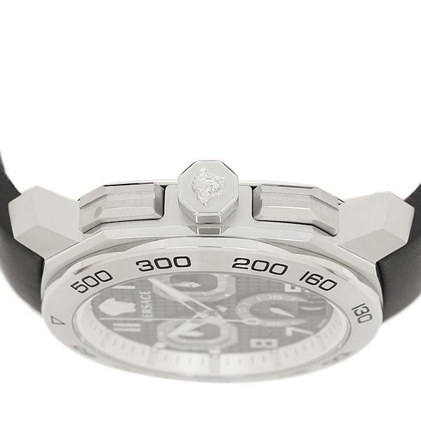 verusachi手表VERSACE VQC010015黑色银子
