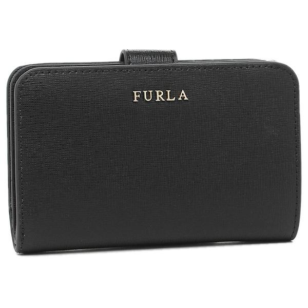 【4時間限定ポイント10倍】フルラ FURLA 折り財布 レディース 872836 PR85 B30 O60 ブラック