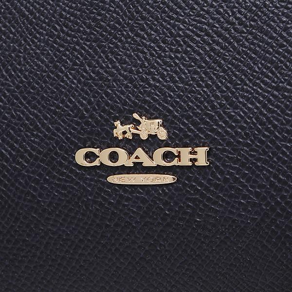 코치 COACH 토트 백 37782 LINAV 네이비