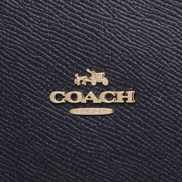 코치 COACH 토트 백 57443 LINAV 네이비