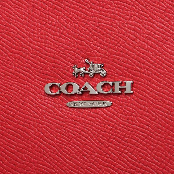 코치 COACH 토트 백 아울렛 F57522 SVBRD 레드