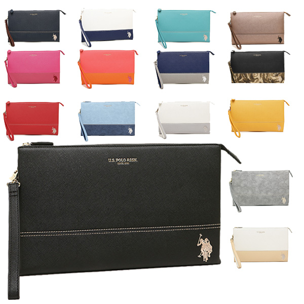 1416e1b04402 Brand Shop AXES  US polo association US POLO ASSN US1903 clutch bag ...
