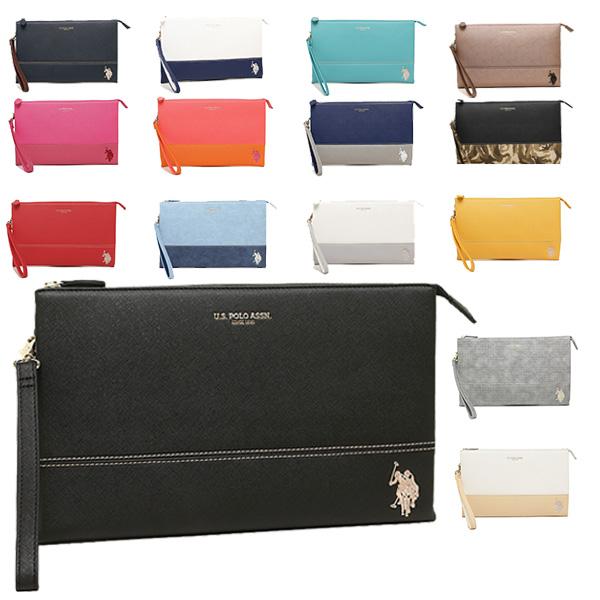 Brand Shop AXES  US polo association US POLO ASSN US1903 clutch bag ... 976ea85adc