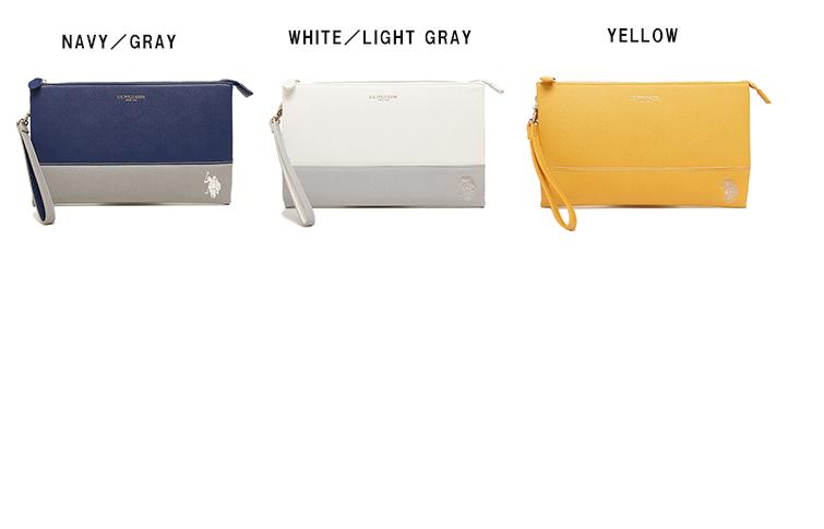 273893fbdd46 Brand Shop AXES  US polo association US POLO ASSN US1903 clutch bag ...