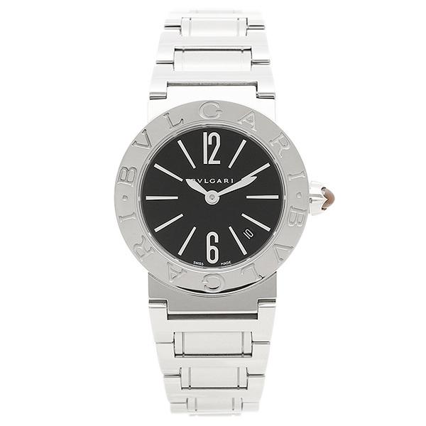 【期間限定ポイント10倍】ブルガリ BVLGARI 時計 レディース 腕時計 ブルガリ 時計 BVLGARI BBL26BSSD ブルガリブルガリ 腕時計 ウォッチ シルバー/ブラック