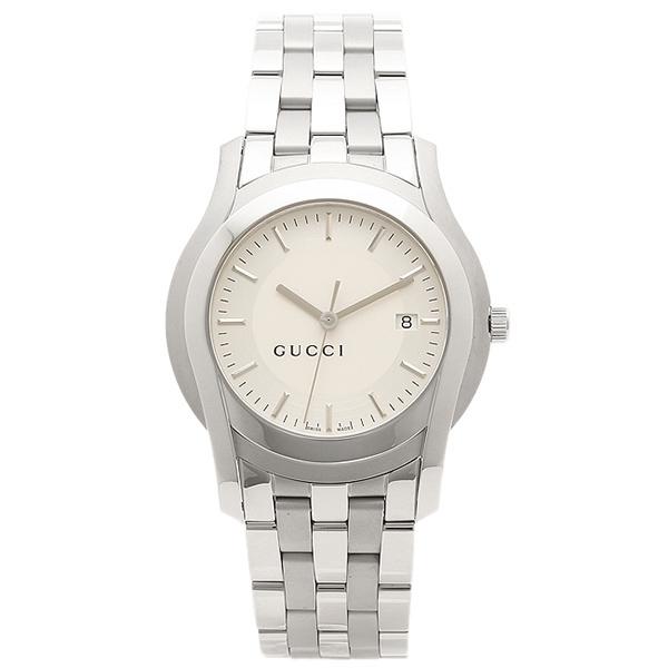 【24時間限定ポイント5倍】GUCCI グッチ G-CLASS ジークラス シルバー メンズウォッチ/腕時計