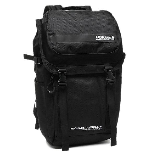 マイケルリンネル リュック MICHAEL LINNELL ML-018 約27L ブラック