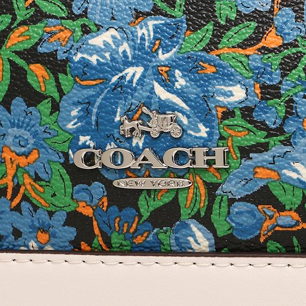 코치 숄더백 아울렛 COACH F57623 SVBLM 블루 멀티