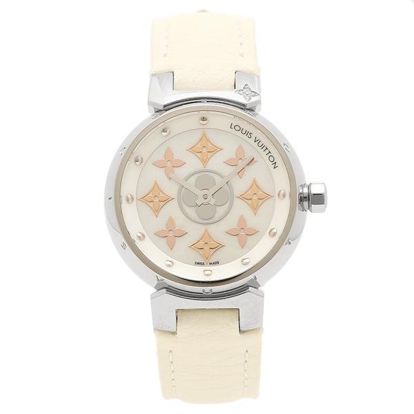 LOUIS VUITTON 腕時計 ルイヴィトン Q12MS0 ホワイト