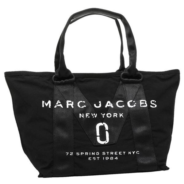 【4時間限定ポイント10倍】マークジェイコブス トートバッグ MARC JACOBS M0011222 001 レディース ブラック