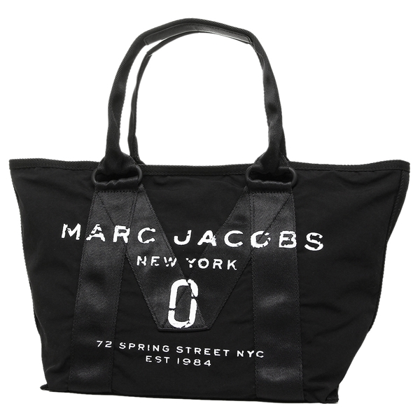 Mark Jacobs tote bag MARC JACOBS M0011222 001 black